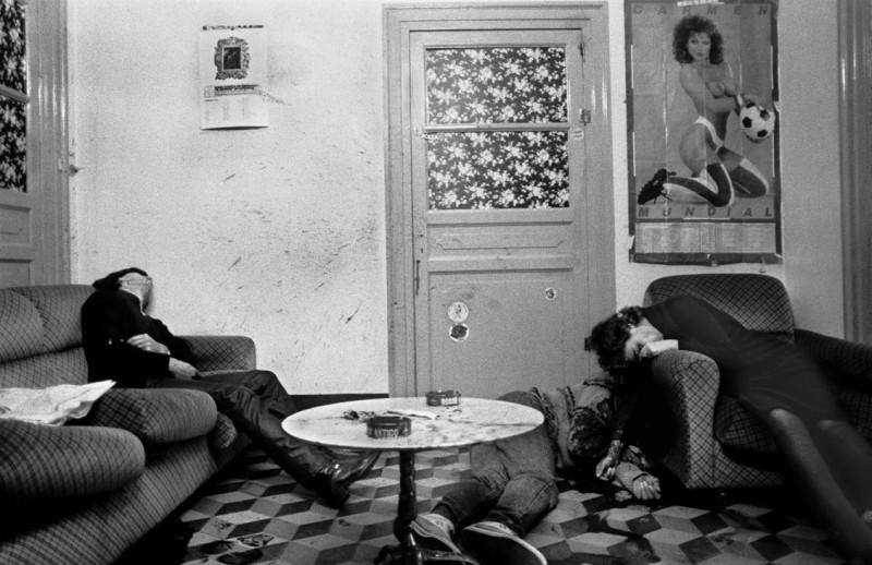 """Letizia Battaglia """"Triplice omicidio"""", Palermo 1982"""